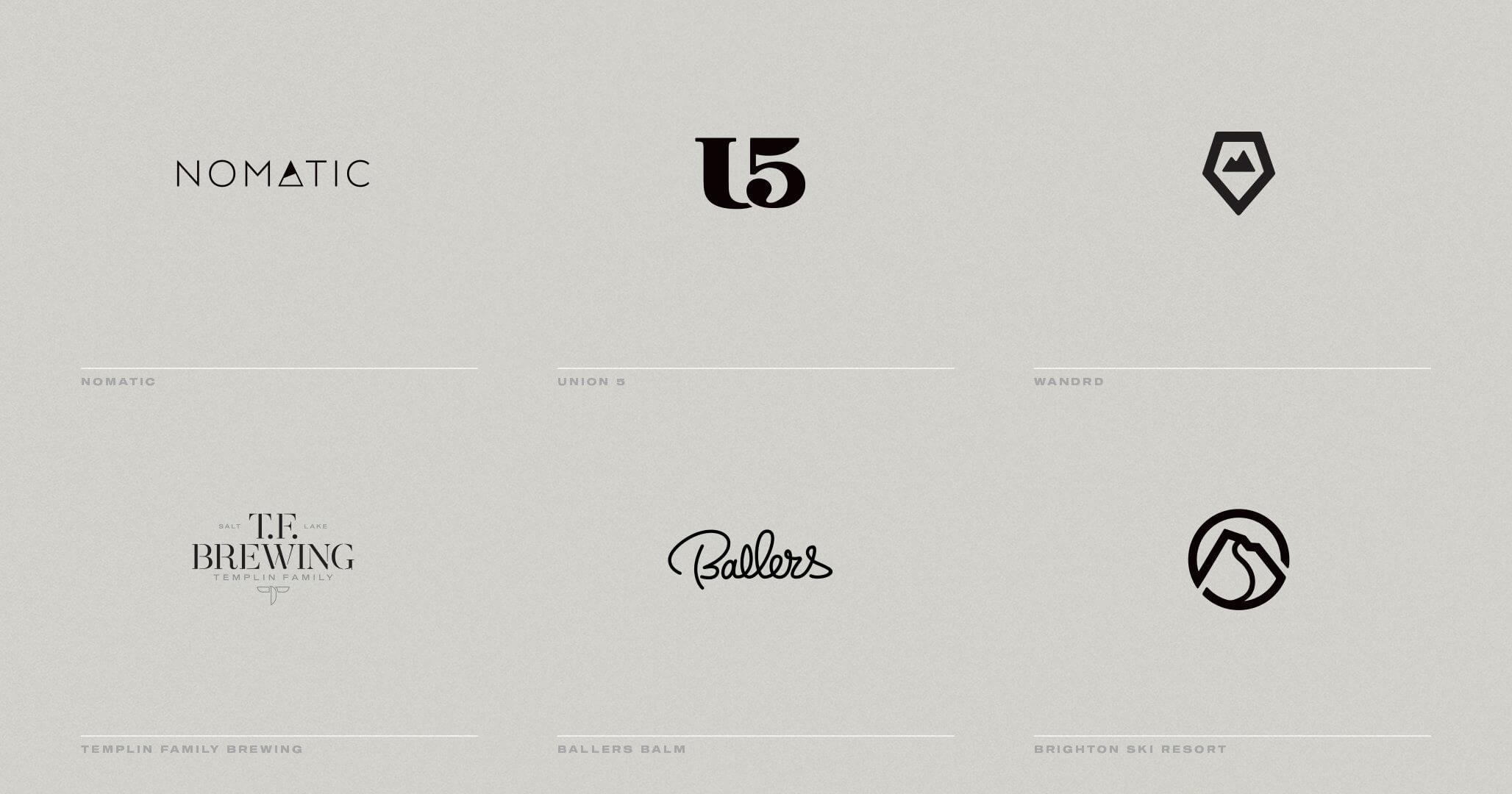 Logos marks 01 - 6400percent