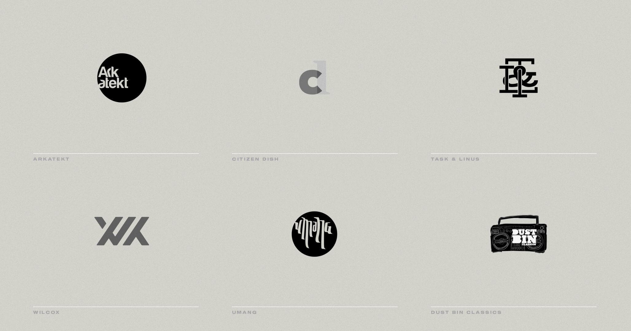 Logos marks 03 - 6400percent
