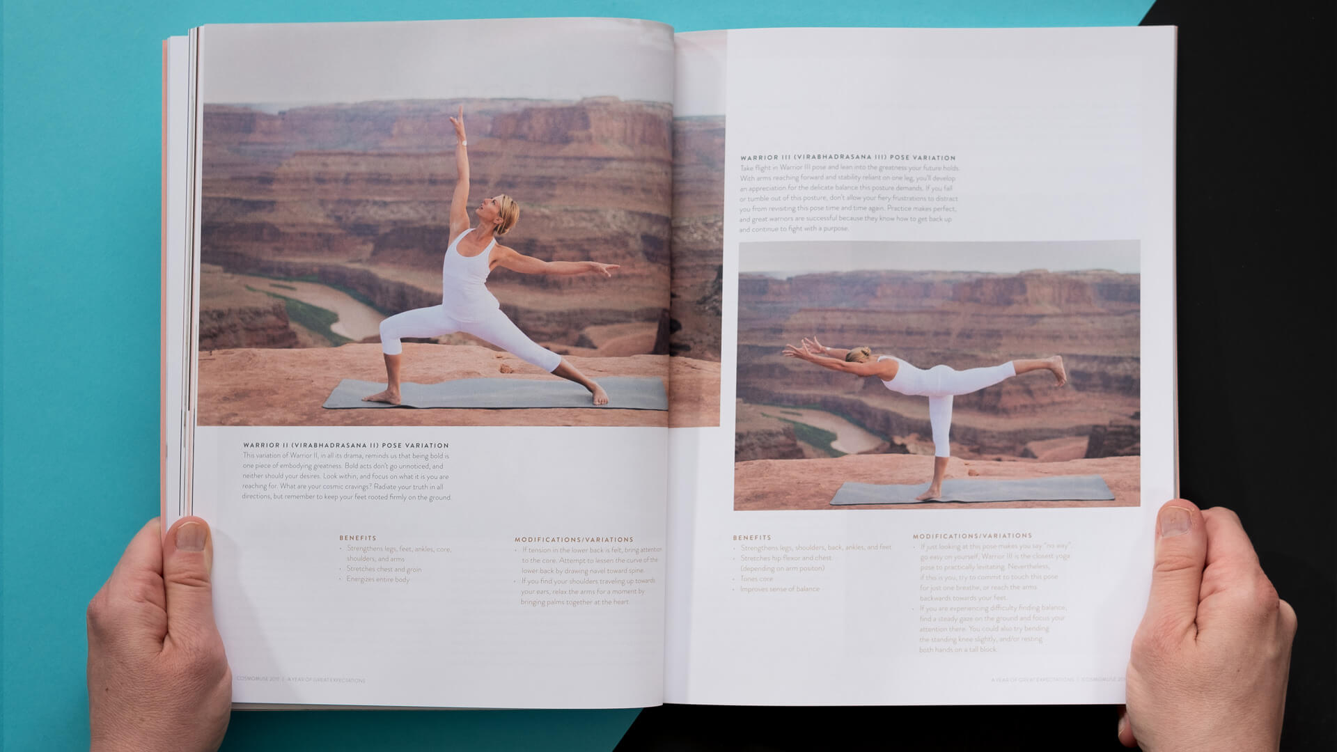 Yoga Story - CosmoMuse