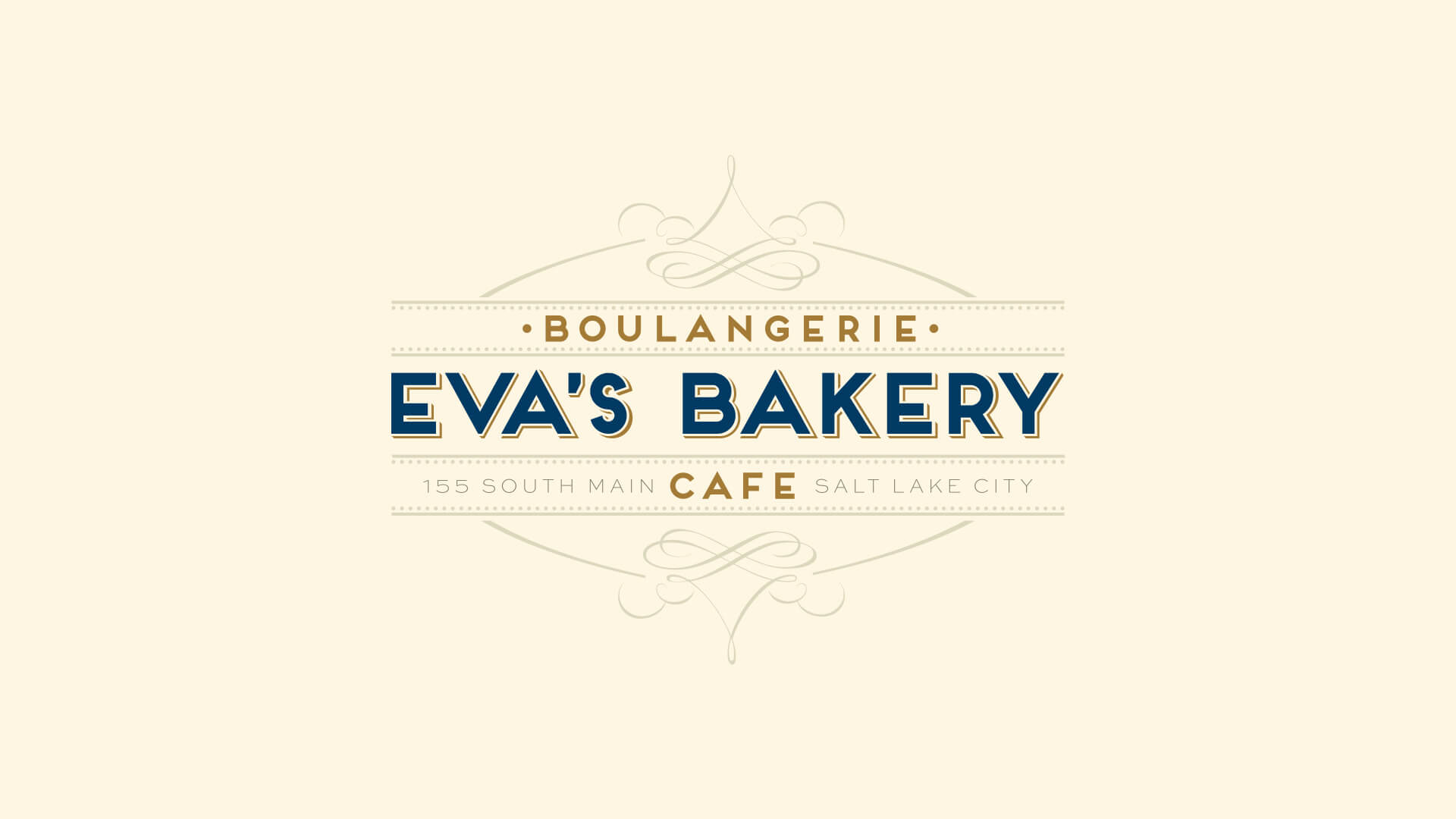 Logo Design - Eva's Bakery