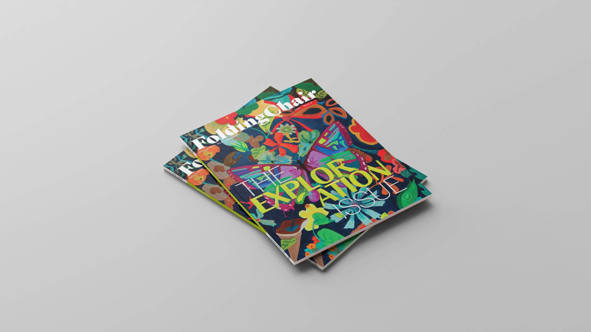Folding Chair Magazine - 2021